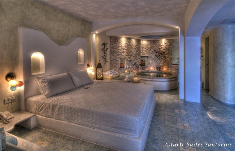 Astarte Suites Hotel Santorini Home Suites Indoor Jacuzzi
