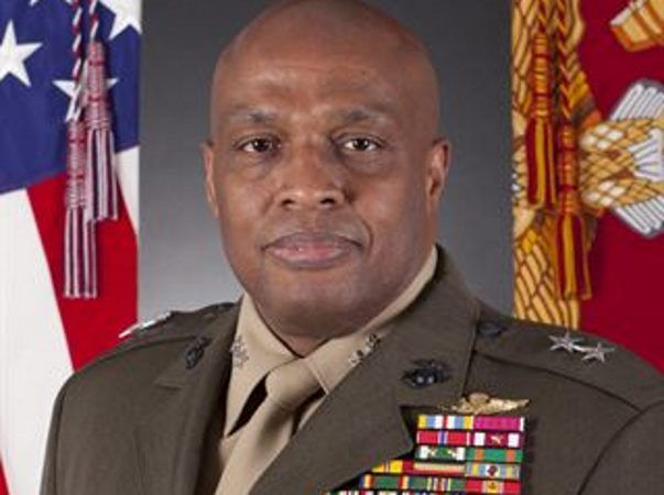 Jamaican-Born Major Vincent Stewart Will Soon Become The -4981