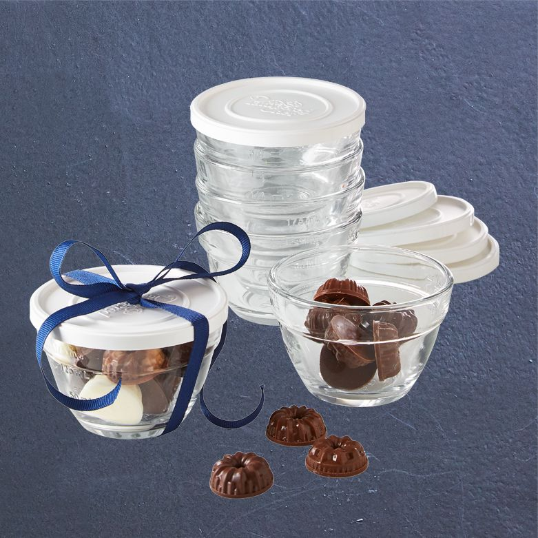1 Cup Prep Bowl Set Home Made Candy Pampered Chef Candy Molds