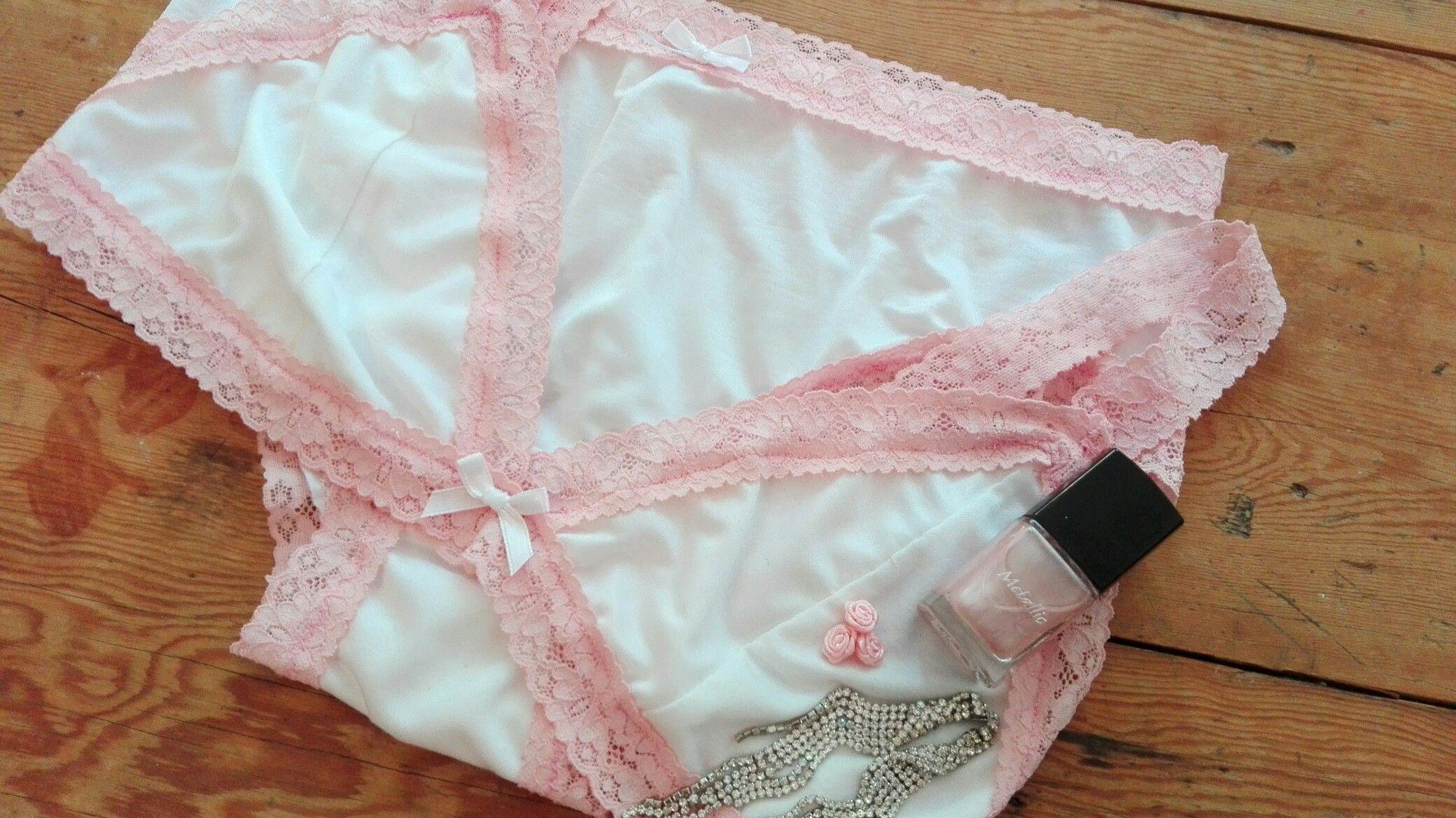 Homemade panties