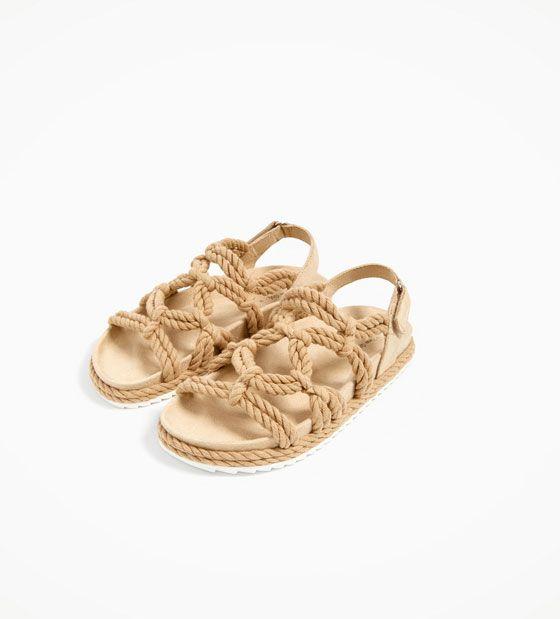 Zara Zapatos Para Niñas Zapatos Accesorios