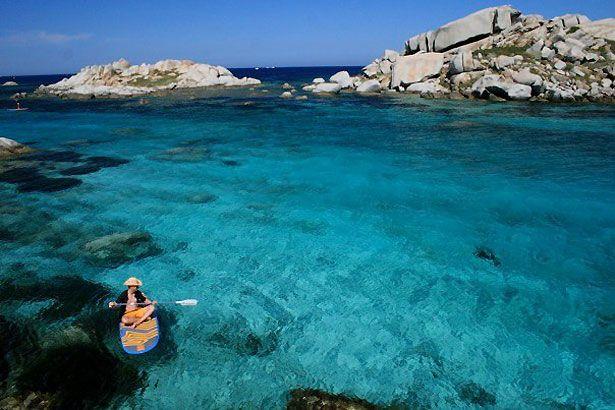 Îles de Lavezzi - Corse