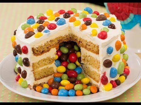 Photo of Piñata-Kuchen –  Netto Blog   Pinata-Kuchen  – #kuchen #PinataKuchen #PinataKuc…