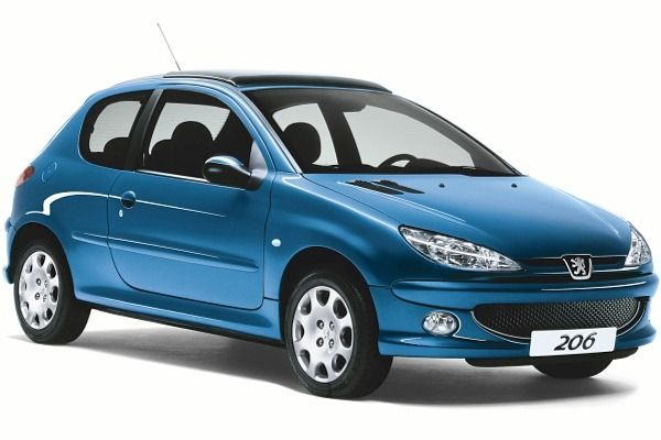 Peugeot 206 The Nicest Car In The World Ever Peugeot Car Rental Car