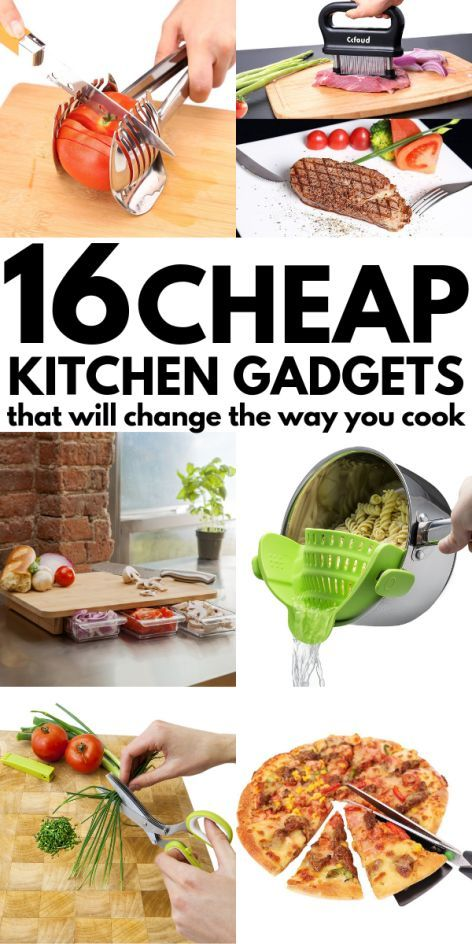 Must Have Kitchen Gadgets & Tools That Will Change The Way You Cook