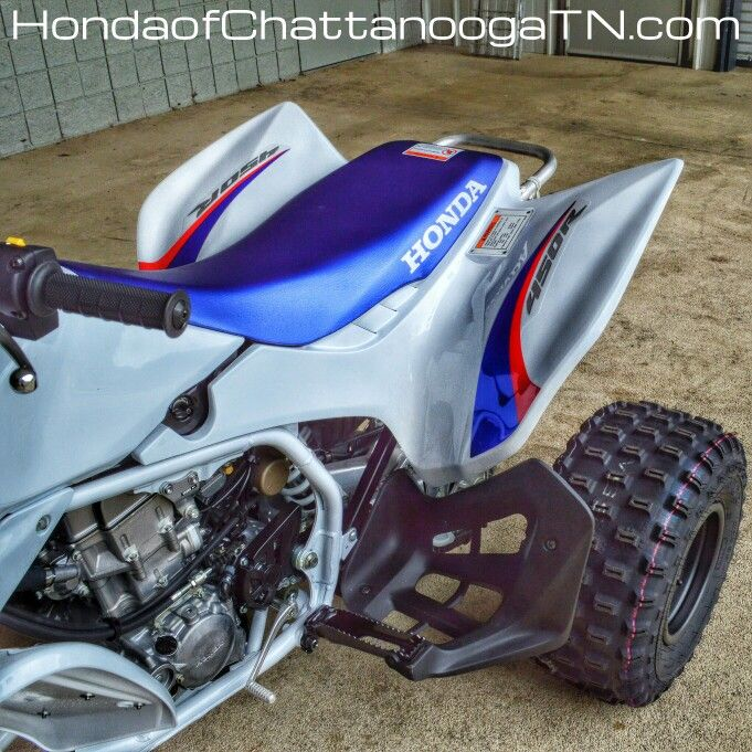 Honda TRX450R Sport ATV Sale At Honda Of Chattanooga. TN / GA / AL Area