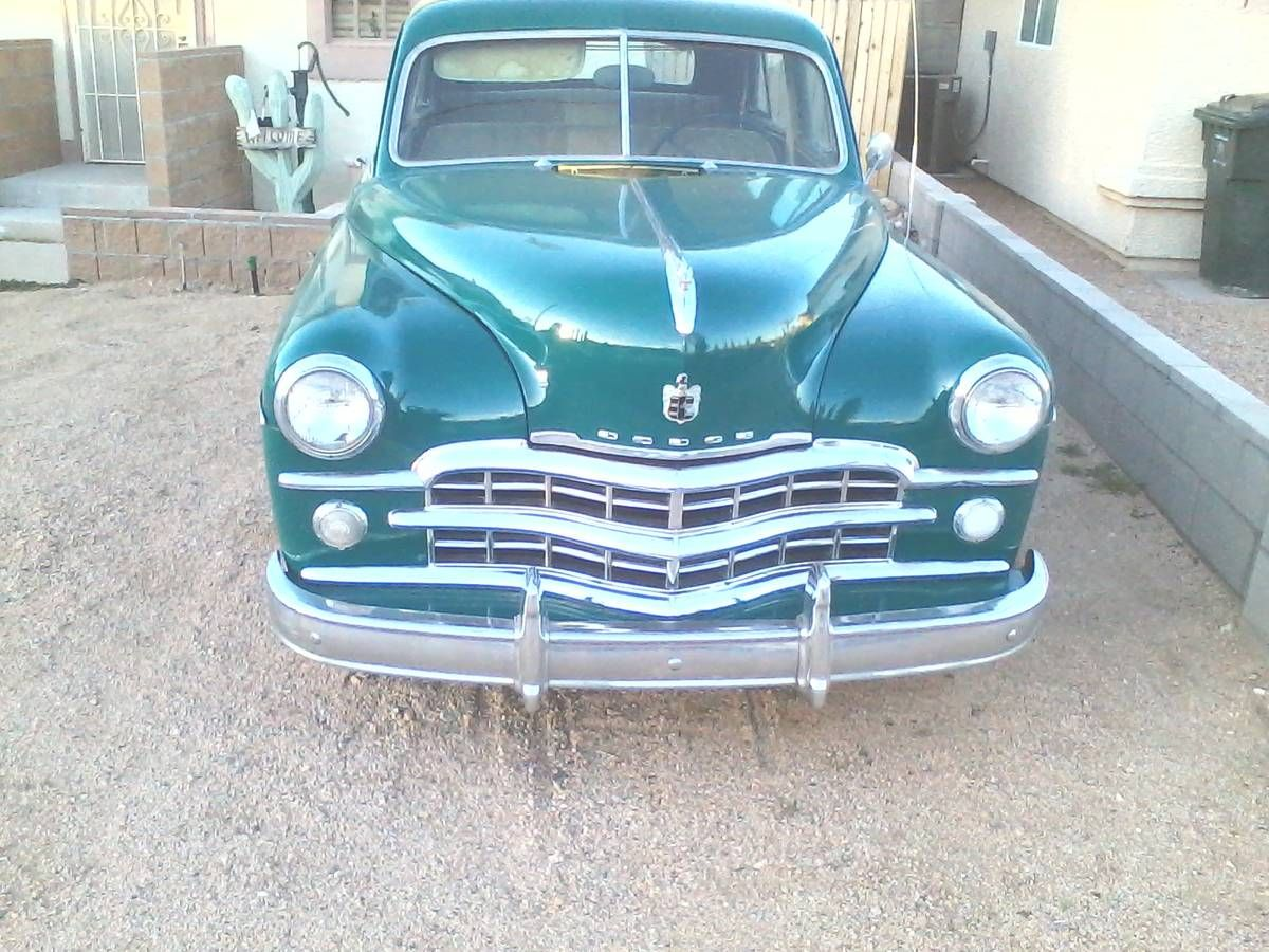 1949 Dodge a Classic car for sale   Cars for sale, Classic ...