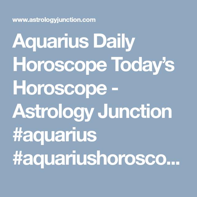 The moon enters Aquarius today.