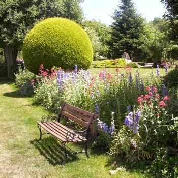 Comment Amenager Un Jardin A L Anglaise Jardin Anglais Comment Amenager Son Jardin Jardins