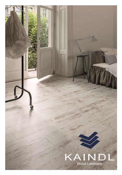 Another great looking WoodLaminate floor by KAINDL Austria. Available from  Carpet Brokers SA.
