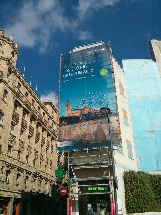 Salamanca - Internet ha llegado