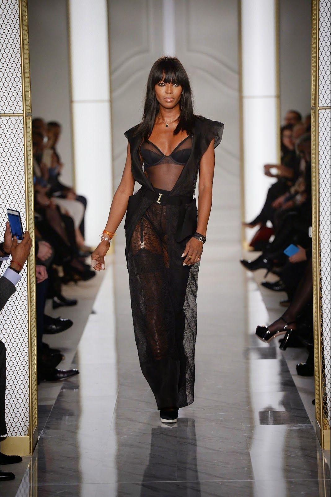La Perla PFW Haute Couture SS15