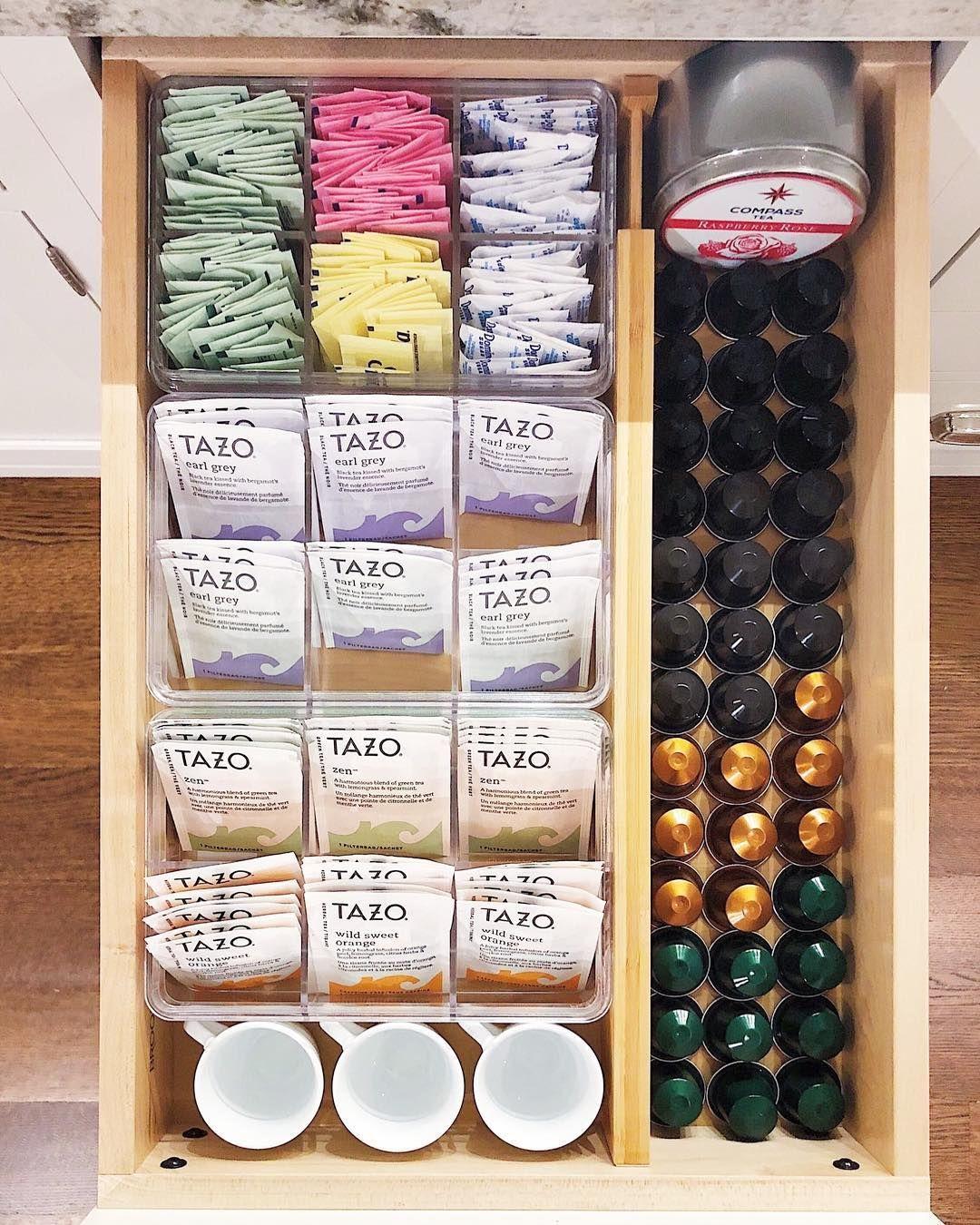 15 Organized Kitchens That Are Oddly Satisfying #apartmentkitchen