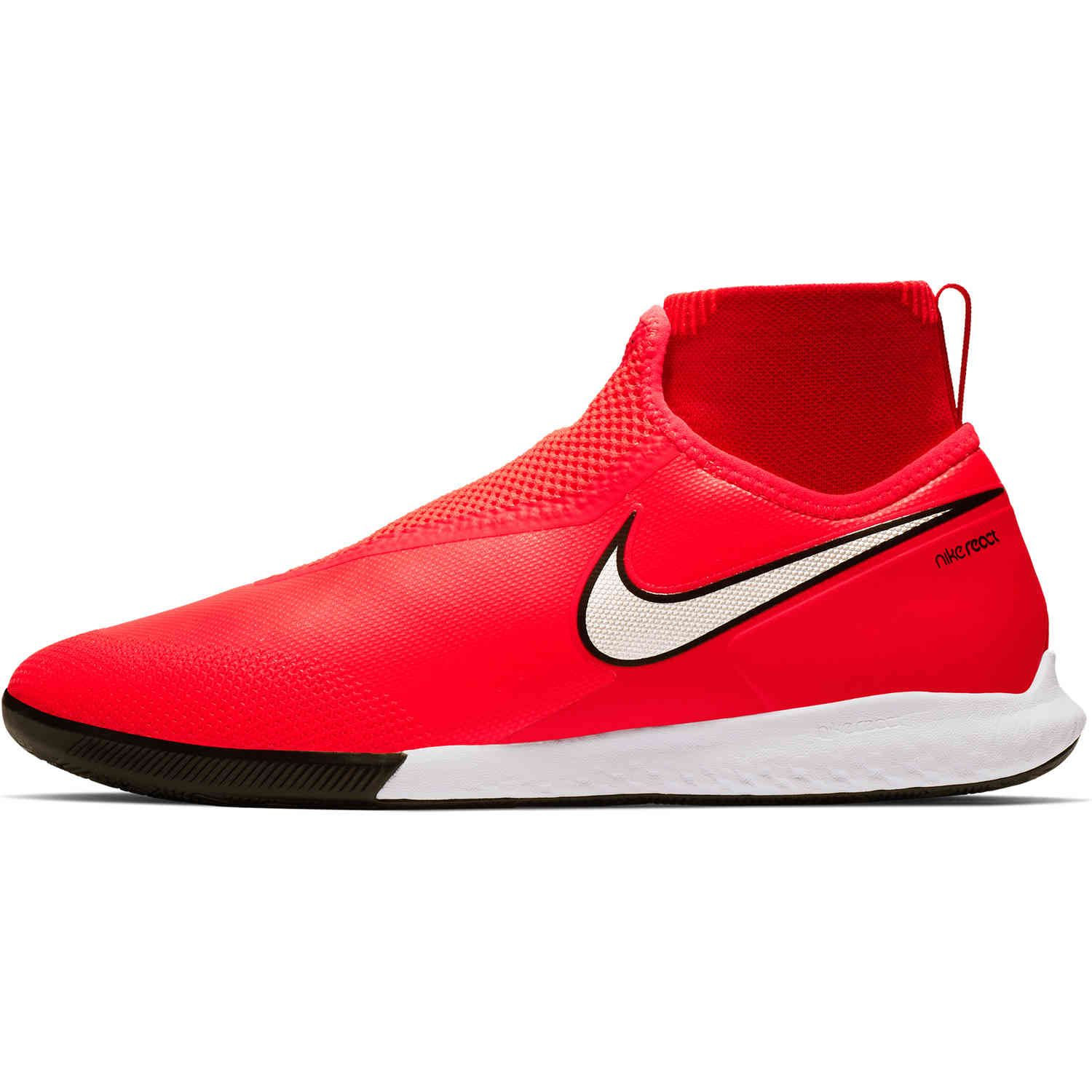 d674b1fa4ca The Game Over pack Nike PhantomVSN Pro indoor soccer shoes are hotter than  lava from a volcano! Buy these brilliant shoes from SoccerPro right now!
