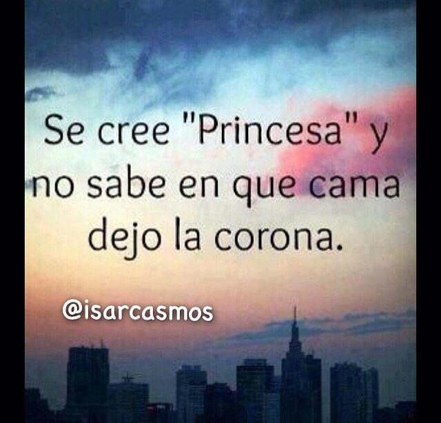 """""""Princesa""""???"""