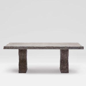 Faux Concrete Kitchen Table Httptvhssinfo Pinterest - Faux concrete outdoor dining table