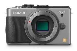 Panasonic Lumix Dmc Gx1 16 Mp Micro 4 3 Compact System Camera With 3 Inch Lcd Touch Screen Body Only Silver System Camera Best Digital Camera Panasonic Lumix