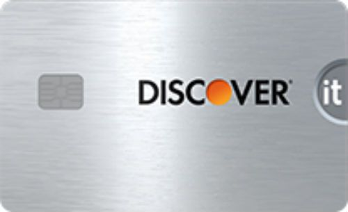 Discover It Chrome Card Best Cash Back Credit Cards