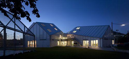 youth recreation, sports & culture centre gersonsvej / gentofte / ... - DORTE MANDRUP ARKITEKTER