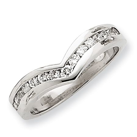Ladies Wedding Band- X6624