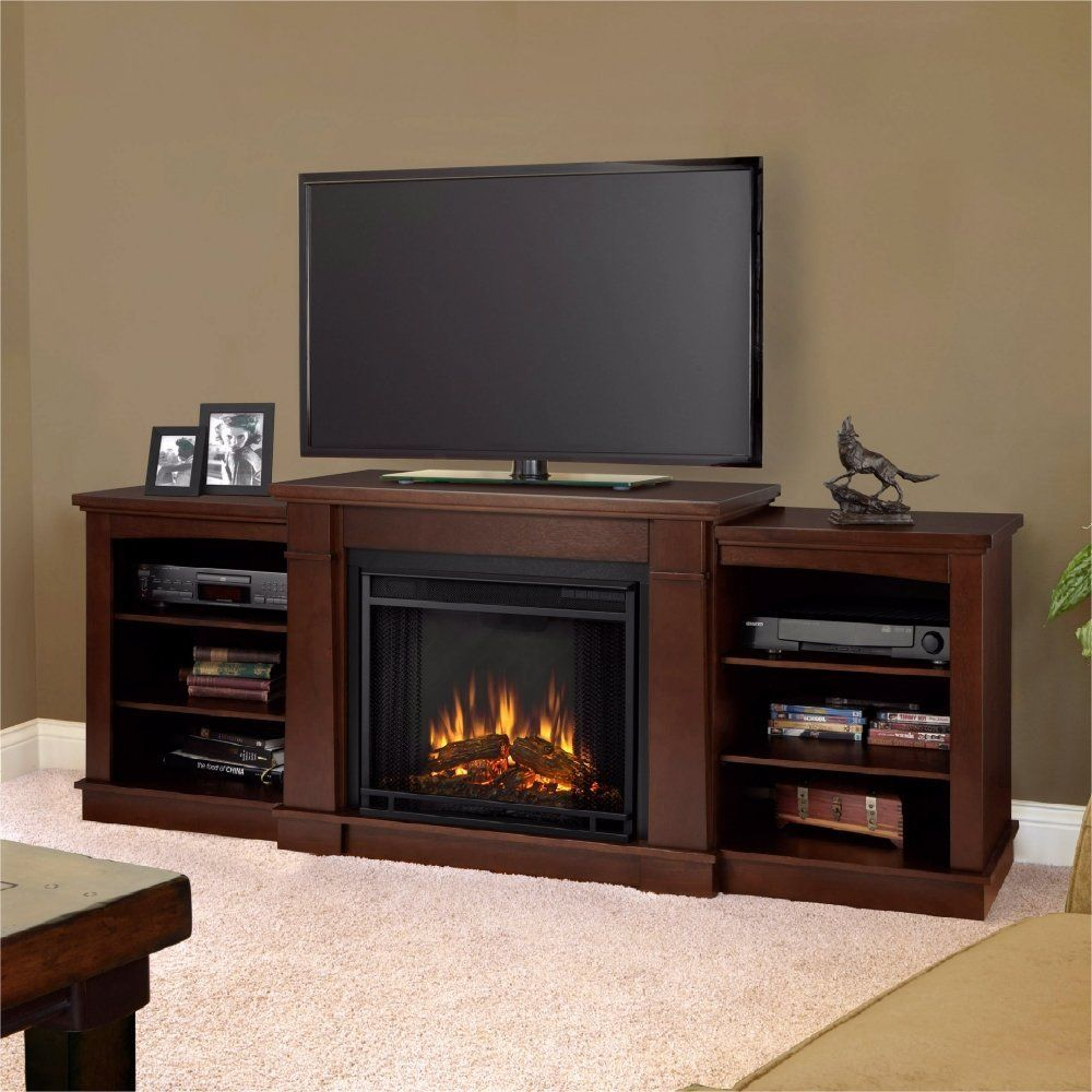 Real Flame Hawthorne Electric Fireplace - Dark Espresso