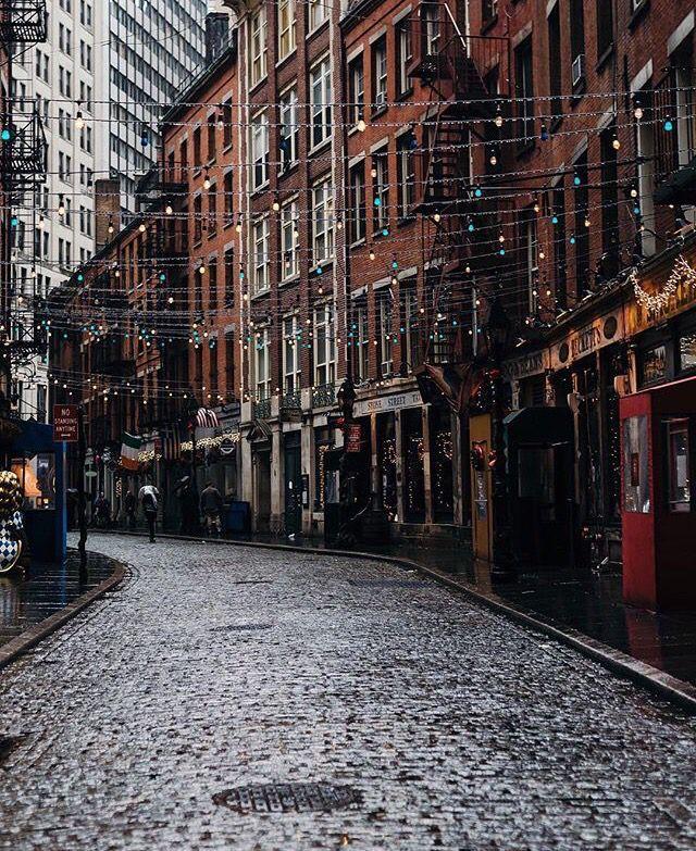 Manhattan Streets: Road - Fine Photo In 2019