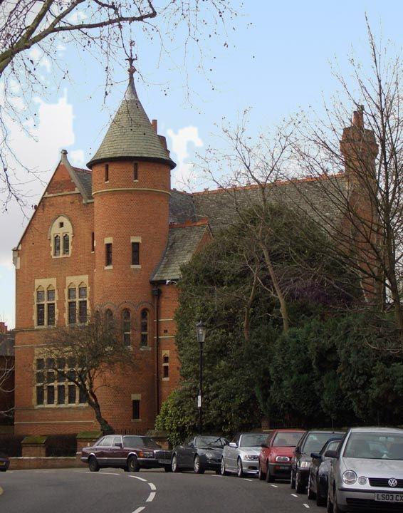 Melbury Road William Burges House London Architecture Architecture Exterior Architecture