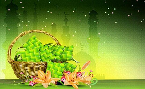 Celebrating Hari Raya Idul Fitri 2015 In Indonesia Selamat Hari Raya Wallpaper Wa Free Wallpaper