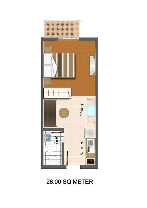 2bd w maids quarters | Plans | Pinterest | Maids, Luxury condo and ...