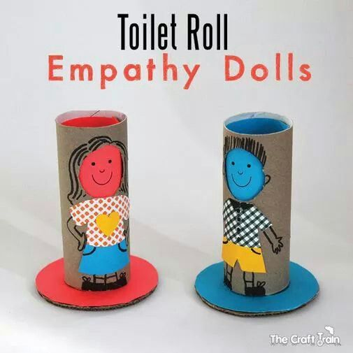 Crafts With Paper Towel Rolls For Preschoolers: Toilet & Paper Towel Roll Crafts