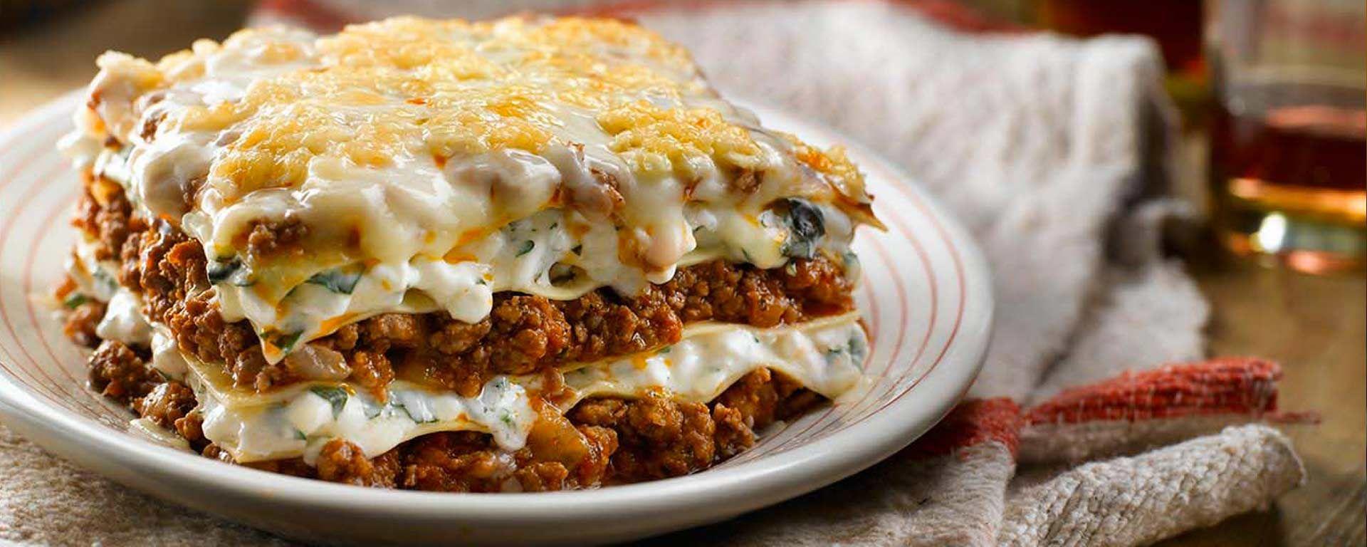 Lasagne Idee Recette.Epingle Sur Lasagne