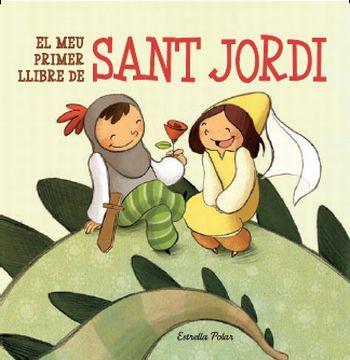 El meu primer llibre de Sant Jordi. Màriam Ben-Àrab. I* Ben
