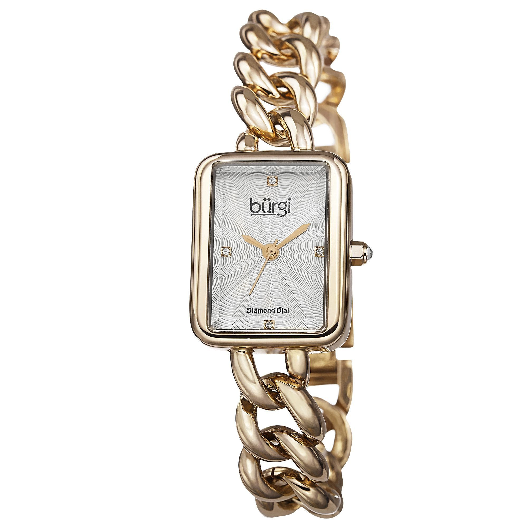 chain gold jbw diamond gala link products front watches watch