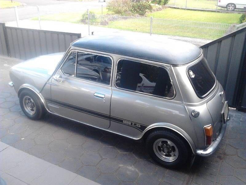 1978 Mini Clubman For Sale In Parramatta Area 998 Ls Unique
