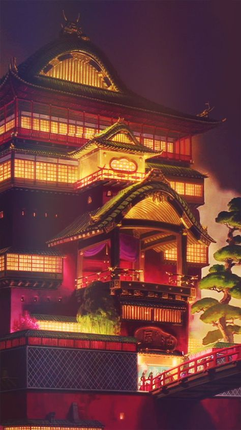 Wallpaper Iphone Anime Studio Ghibli Spirited Away 51 Ideas For 2019 Studio Ghibli Studio Ghibli Spirited Away Spirited Away Wallpaper