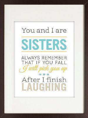 Happy Siblings Day Meme : happy, siblings, National, Sisters, Memes,, Happy, Sister, Quotes, Funny,