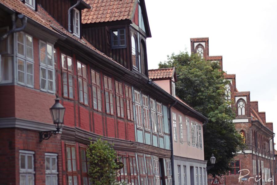 Prülla: Lüneburg - ein Spaziergang