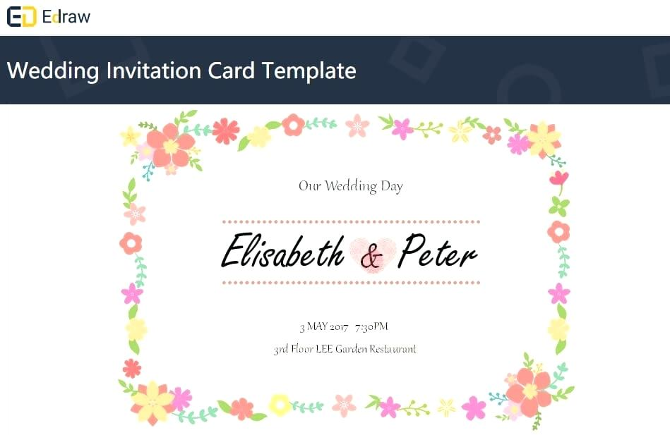 wedding invitations maker software free download hindu