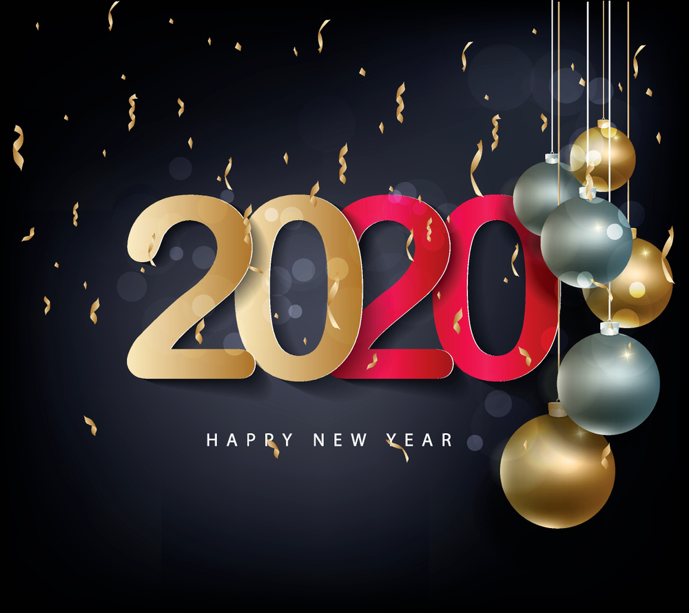 browse and get free happy new year 2020 images, wallpapers