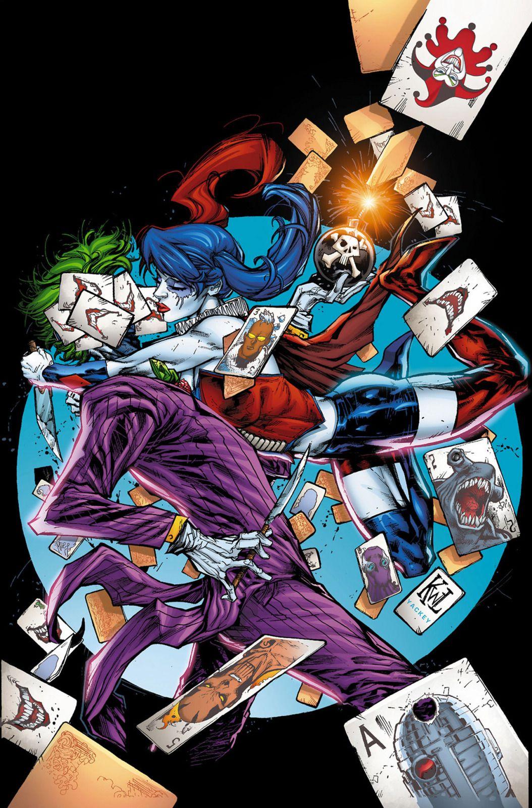 #17 ~ DC Comics 2014-2016 Harley Quinn