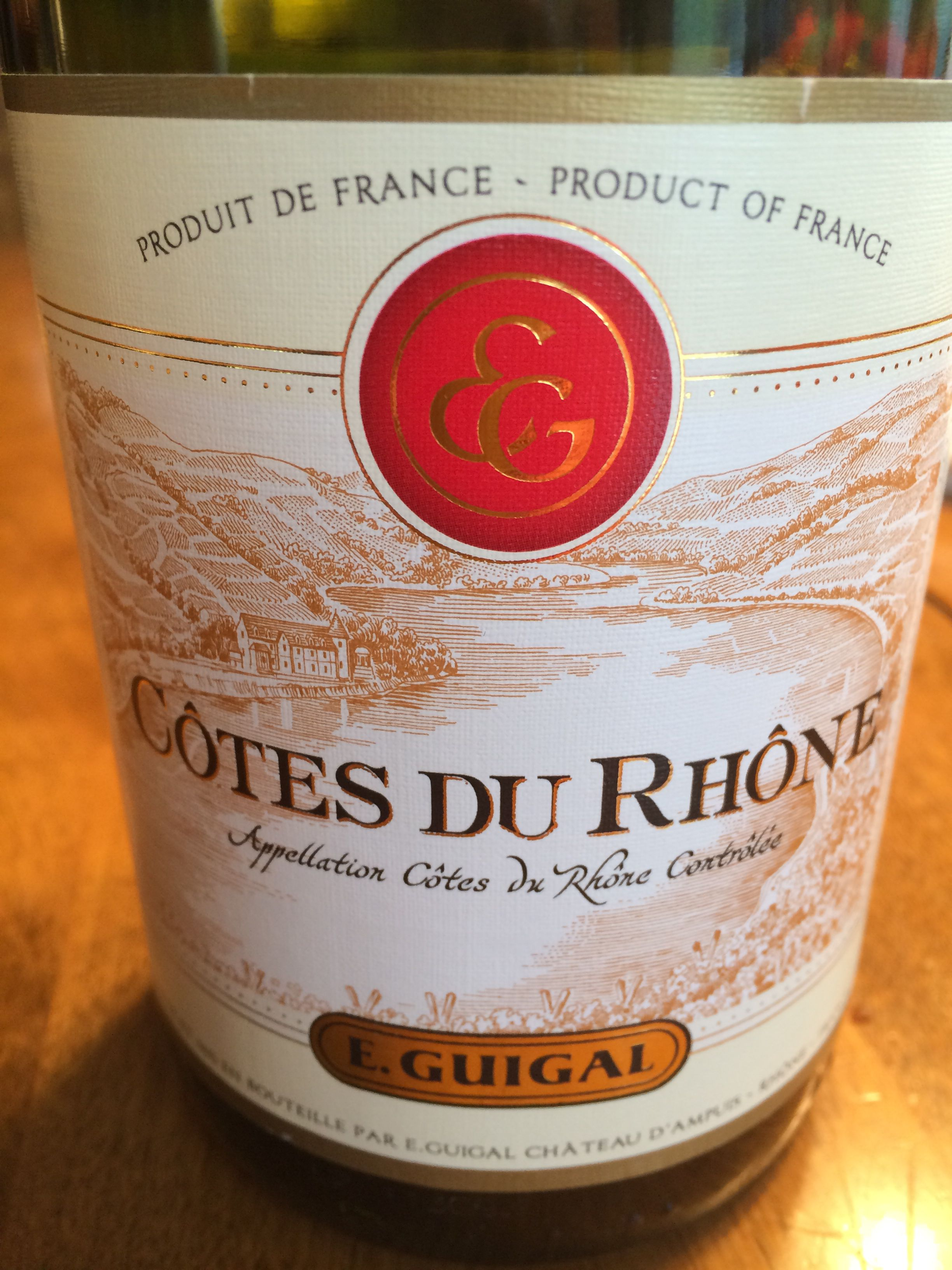 Cotes Du Rhone French Wine Good French Wine For The Price Point Wine Bottle Tito S Vodka Bottle Rose Wine Bottle