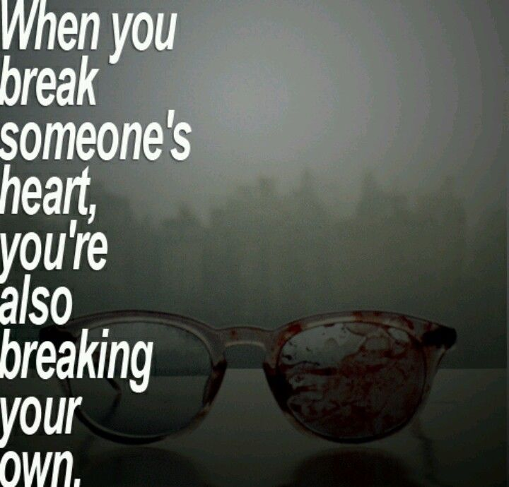 Perfect Do You Really Want To Break Your Own Heart?