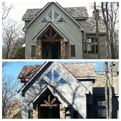 Best Wintergreen Resort Cedar Roof House Styles House 400 x 300