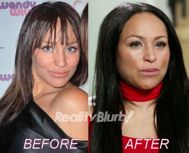PHOTOS – 90 Day Fiance's Darcey Before & After Photos! Plus SEE What
