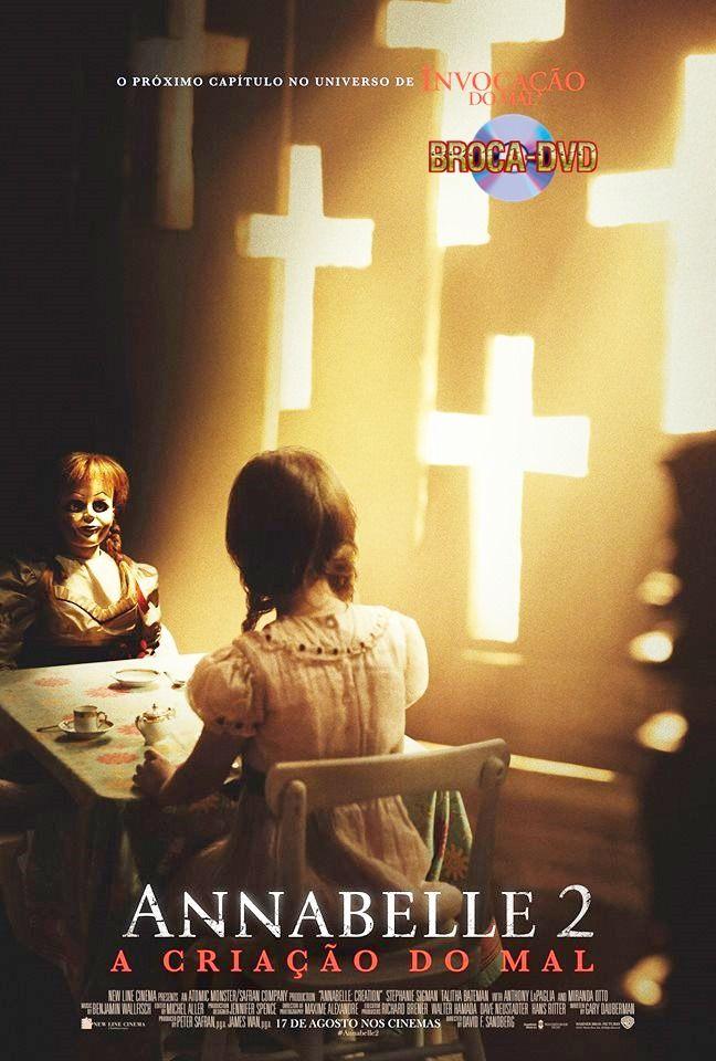 Annabelle 2 Filme Terro Melhores Filmes De Terror Filmes
