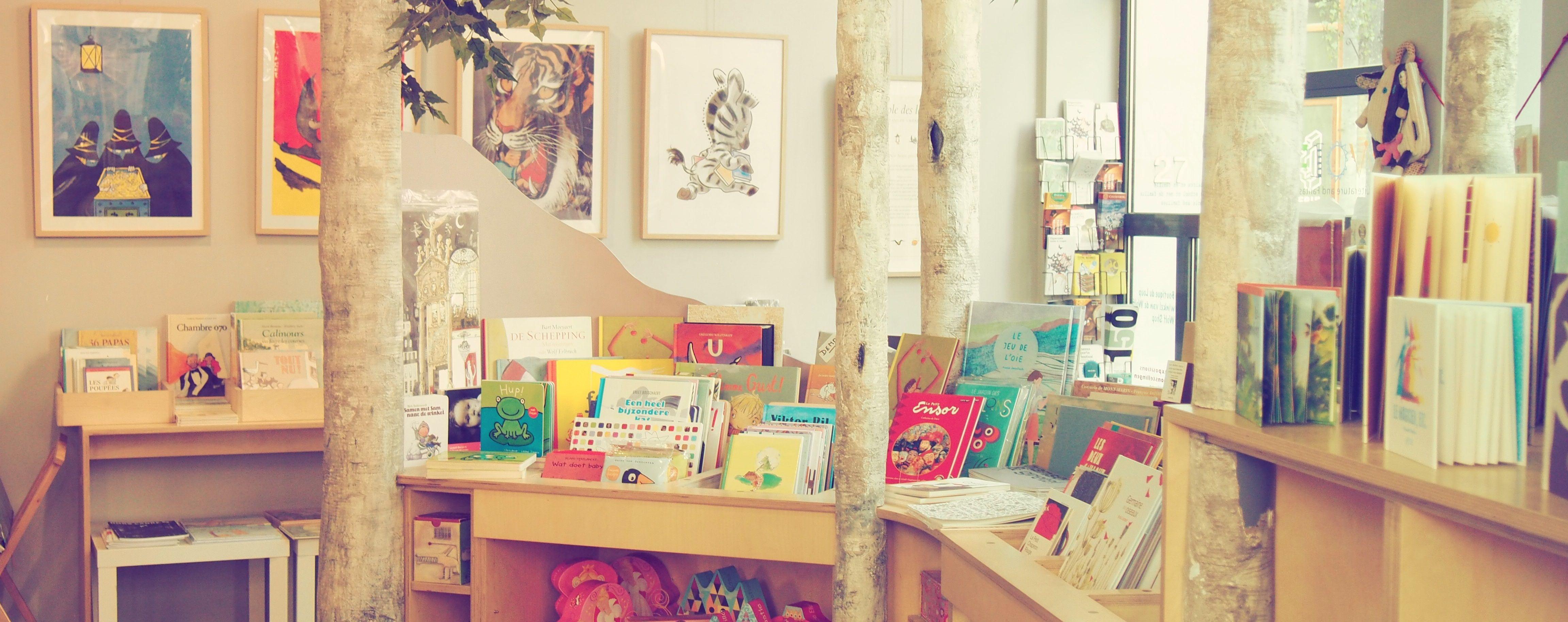 Une Matinee Au Royaume Des Livres Pour Enfants Le Wolf Kids Kid Friendly Brussel