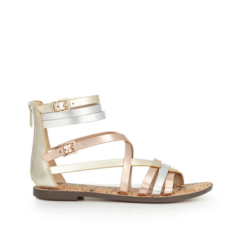 5513553f5d0 Ganesa Gladiator Sandal