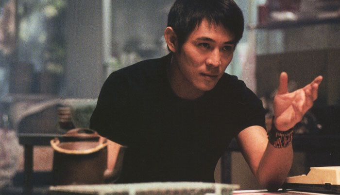 Jet Li In Kiss Of The Dragon I Always Had The Hots For Jl