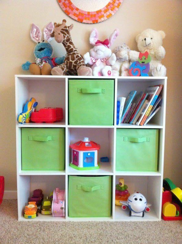 Wonderful Toy Storage Cubes Amazing Cube