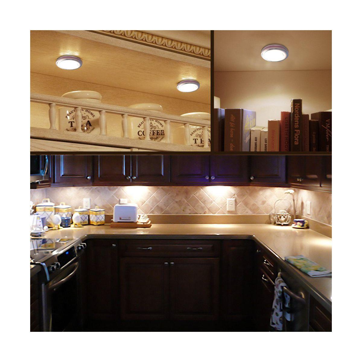 Hasoar Motion Sensor Under Cabinet Light